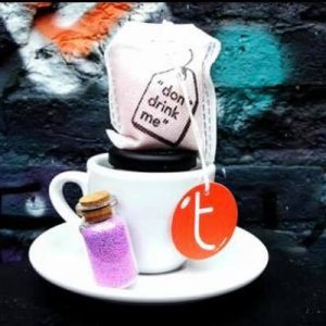 Bath Tea and Tea Cup Rebel n Rose Halifax West Yorkshire