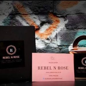 Mini Bath Bomb Box Rebel n Rose Halifax West Yorkshire